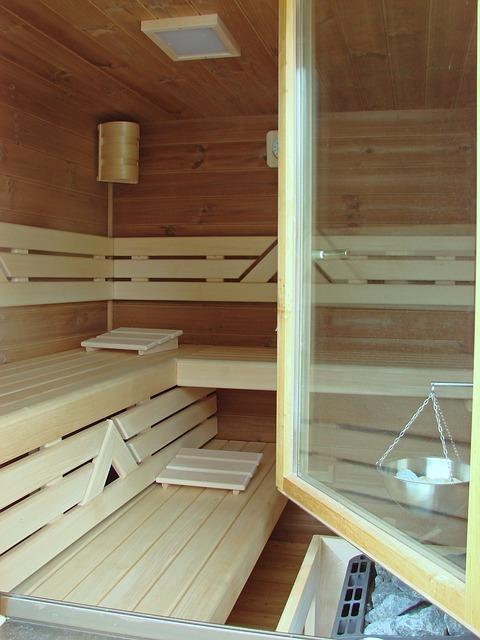 Infraszauna kabin beépítése