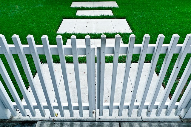 Tartós kerítés